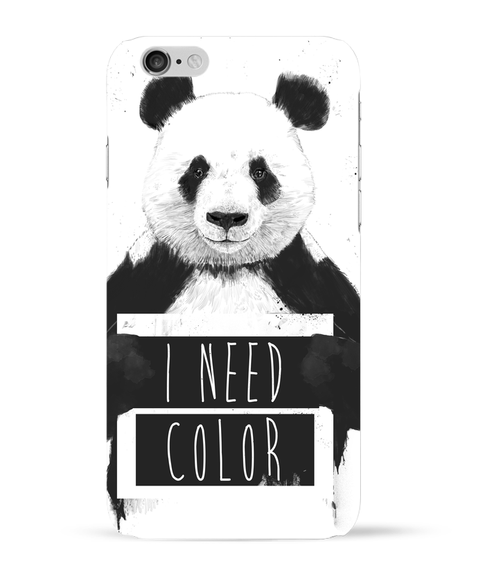 Coque 3D Iphone 6 I need color par Balàzs Solti