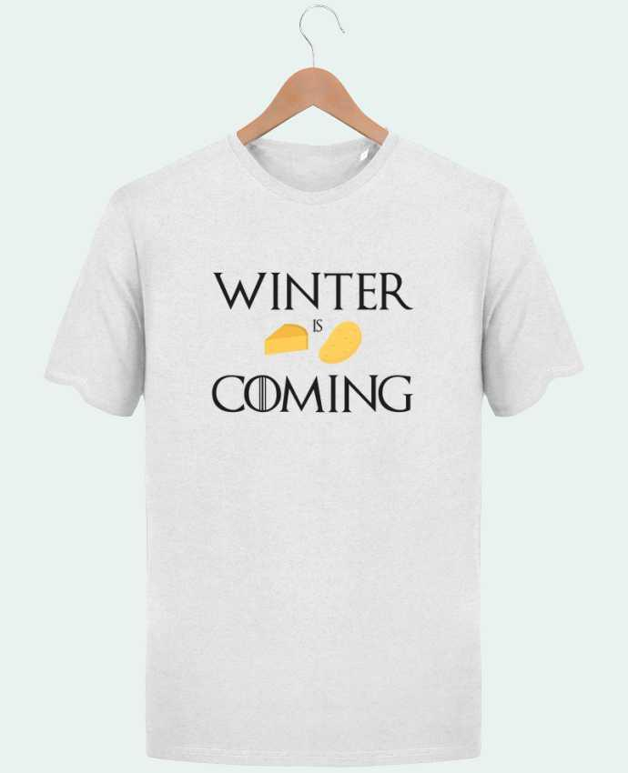 T-Shirt Homme Stanley Hips Winter is coming par Ruuud