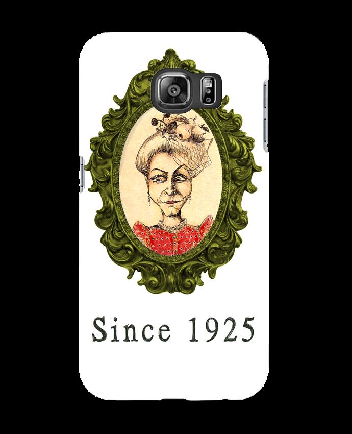 Coque Samsung Galaxy S6 Ma vieille Tante - lia