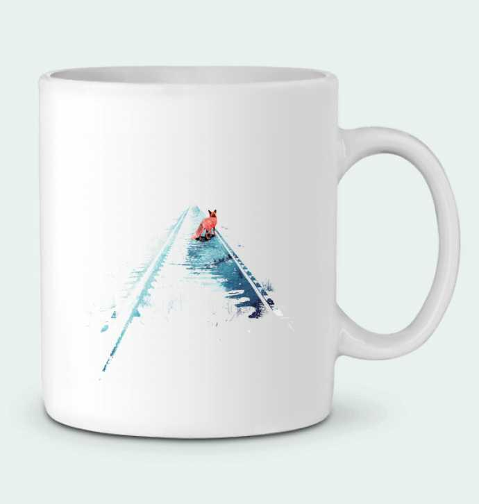 Mug en Céramique From nowhere to nowhere par robertfarkas