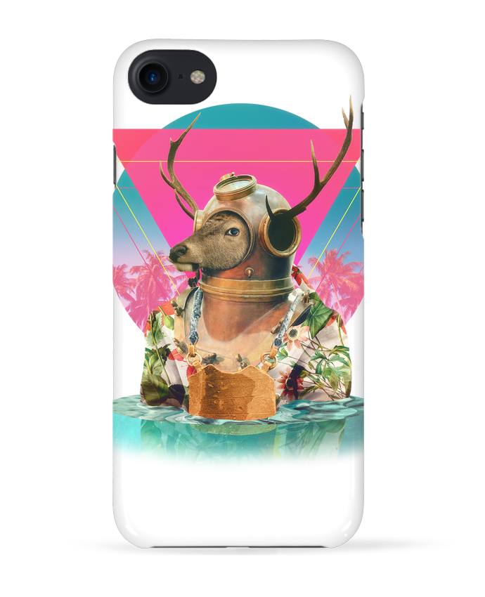 Coque 3D Iphone 7 Summer Mood de ali_gulec