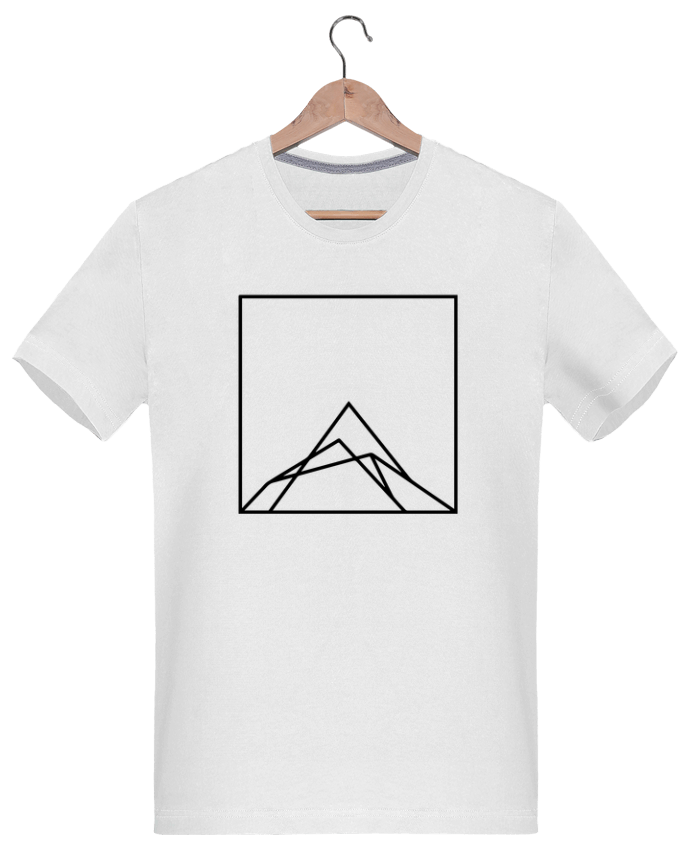T-shirt  Homme 180g Montain by Ruuud par Ruuud