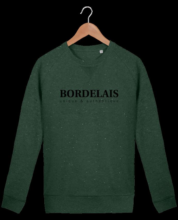 Sweat Col Rond Homme Stanley Strolls Bordelais/Bordelaise par tunetoo