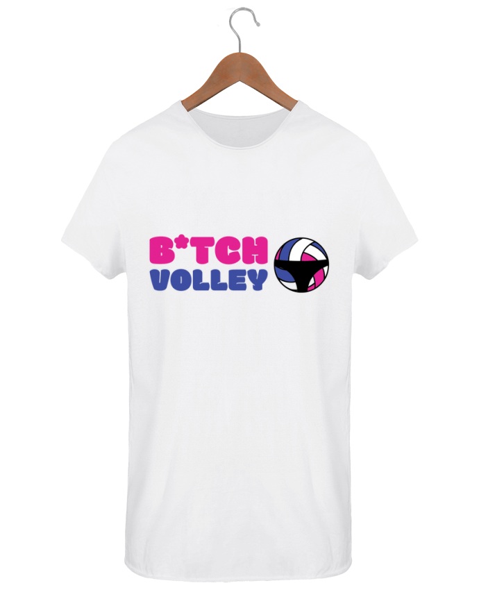 T-shirt Homme Oversized Stanley Skates B*tch volley par tunetoo
