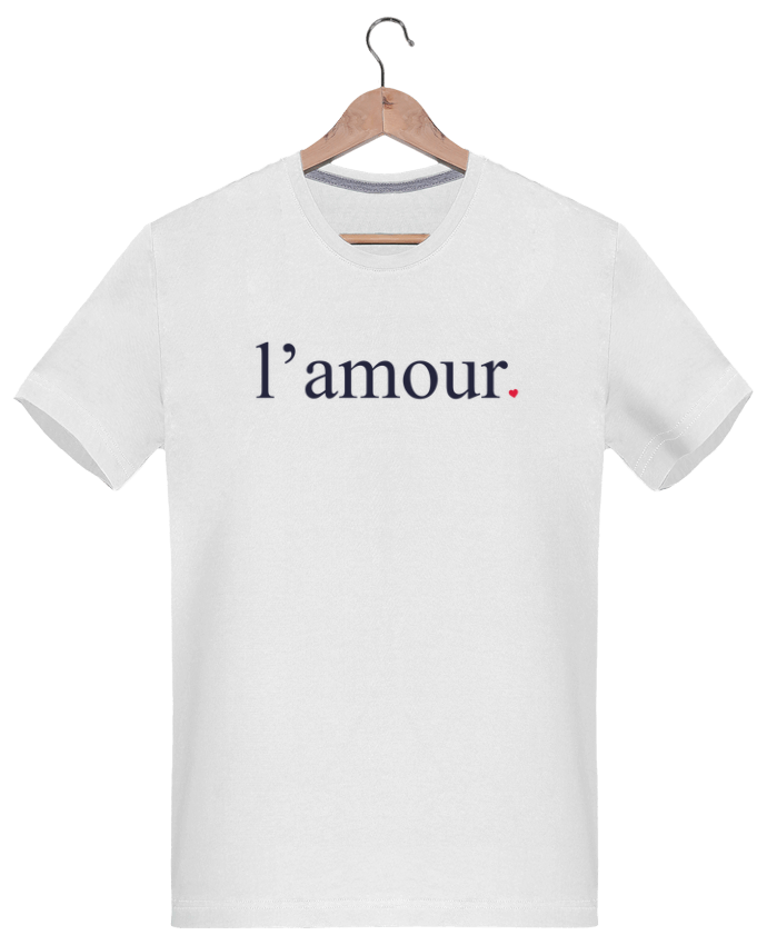 T-shirt  Homme 180g l'amour by Ruuud par Ruuud