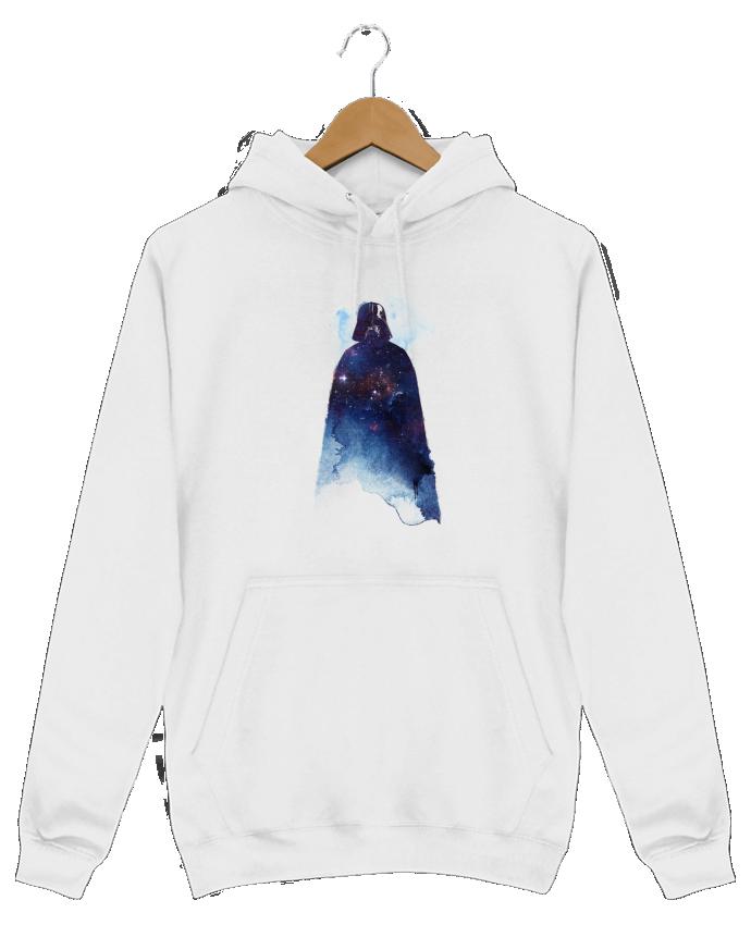 Sweat Shirt à Capuche Homme Lord of the universe par robertfarkas