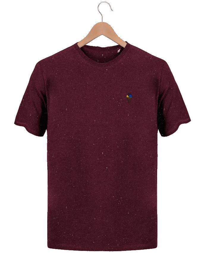 T-shirt Homme Brodé Stanley Hips Glace par tunetoo