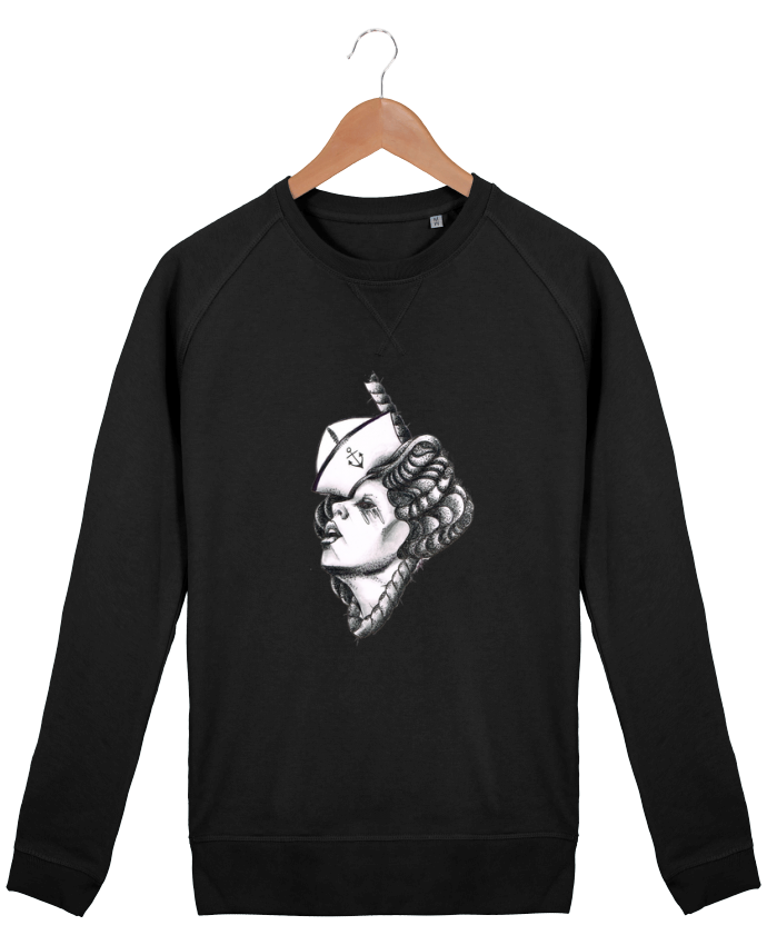 Sweat Homme Stanley Strolls Femme capitaine par david