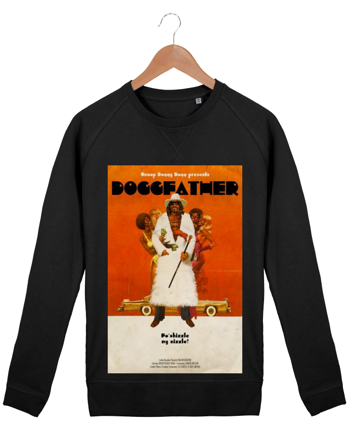 Sweat Homme Stanley Strolls Doggfather par Ads Libitum