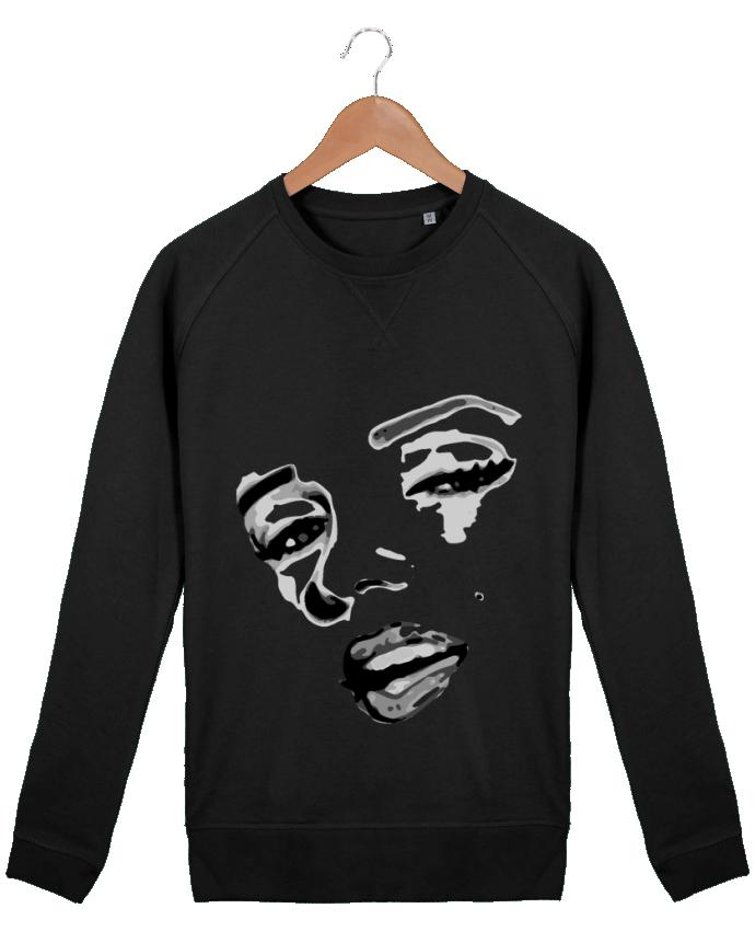 Sweat Col Rond Homme Stanley Strolls Classic Pinup Art par GeeK My Shirt