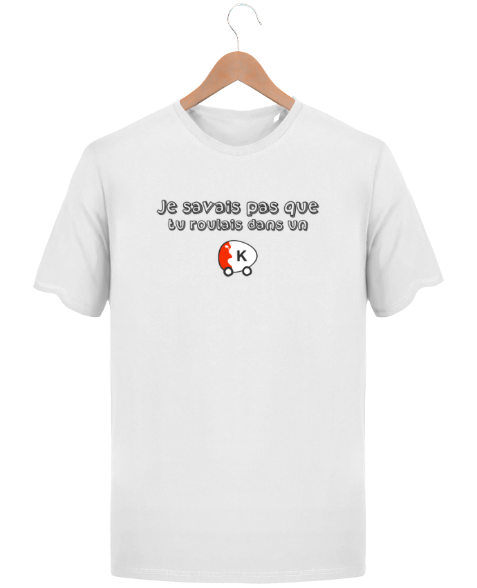 T-Shirt Homme Stanley Hips Voiture Kinder Citation Dikkenek par tunetoo