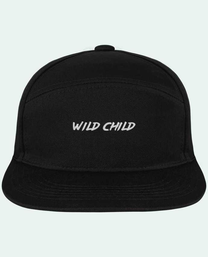 Casquette Snapback Pitcher Wild Child par tunetoo