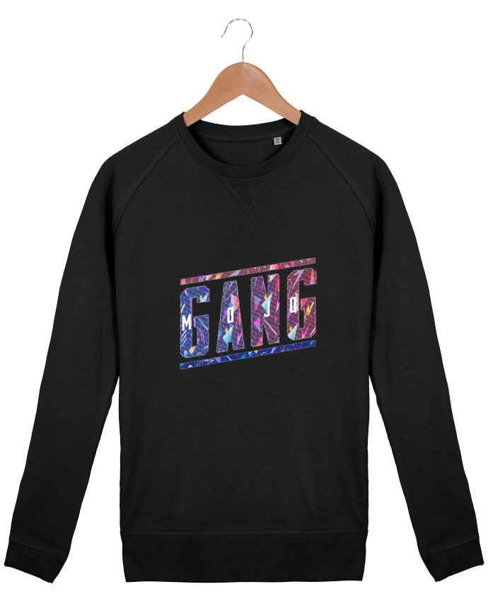 Sweat Col Rond Homme Stanley Strolls MojoGang par MojoGang