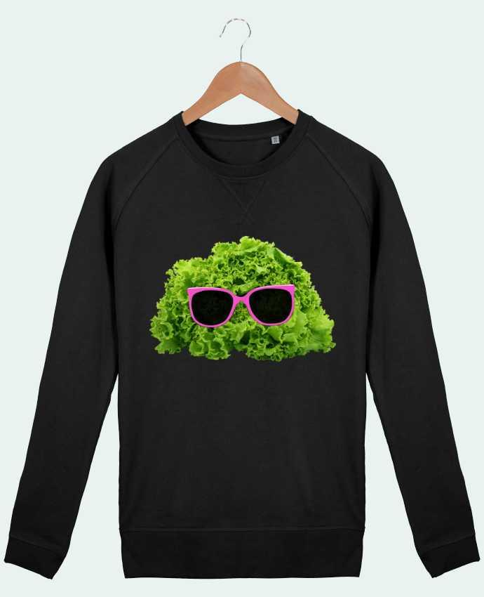 Sweat Col Rond Homme Stanley Strolls Mr Salad par Florent Bodart