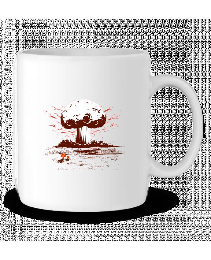 Mug en Céramique PAPA par flyingmouse365