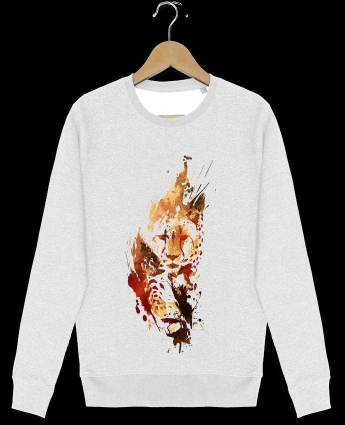 Sweat-shirt Stanley stella modèle seeks El guepardo par robertfarkas