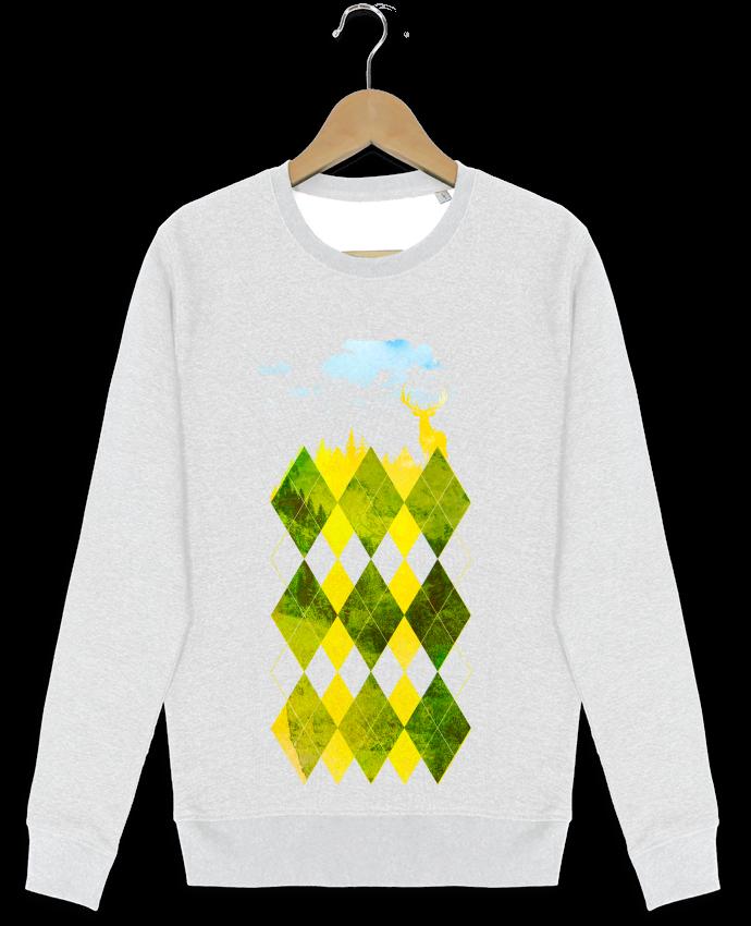 Sweat-shirt Stanley stella modèle seeks Elegant forest par robertfarkas
