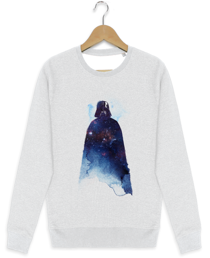 Sweat-shirt Stanley stella modèle seeks Lord of the universe par robertfarkas