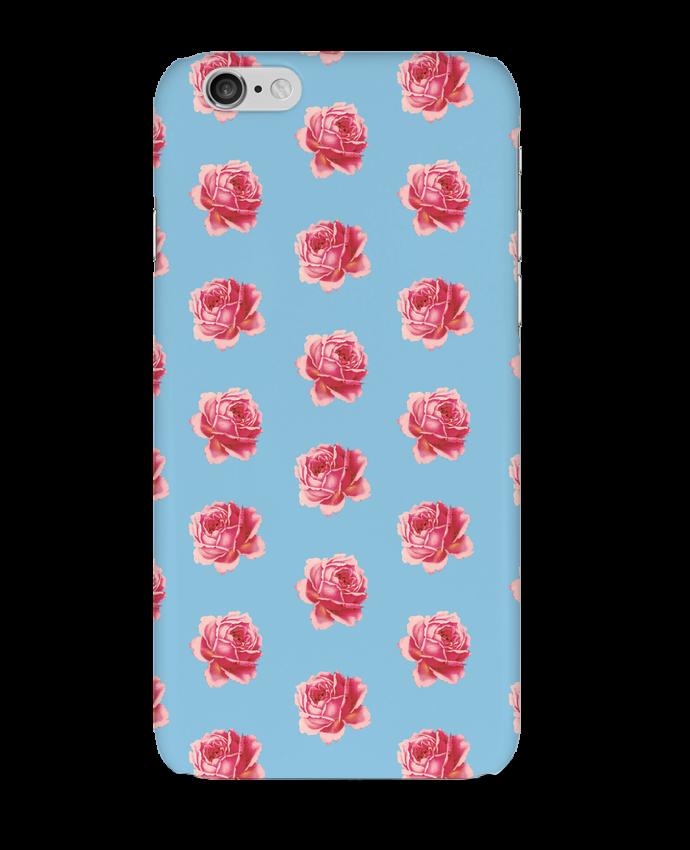 Coque 3D Iphone 6 Pattern rose par tunetoo