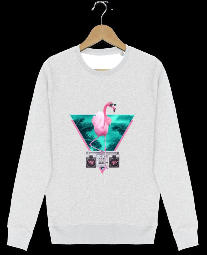 Sweat-shirt Stanley stella modèle seeks Miami flamingo par robertfarkas