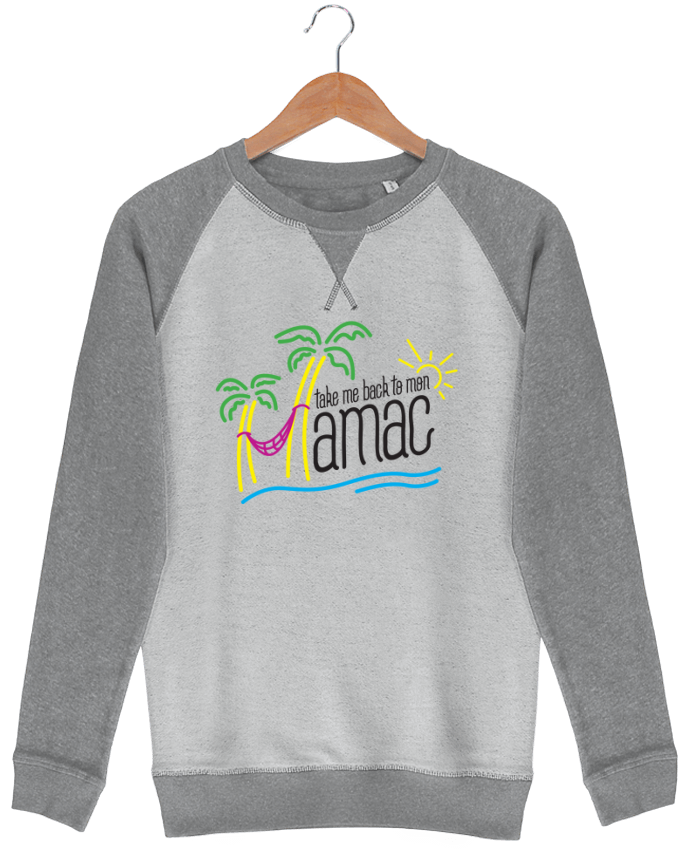 Sweat-shirt Strolls Inside Out Take me back to mon Hamac par tunetoo