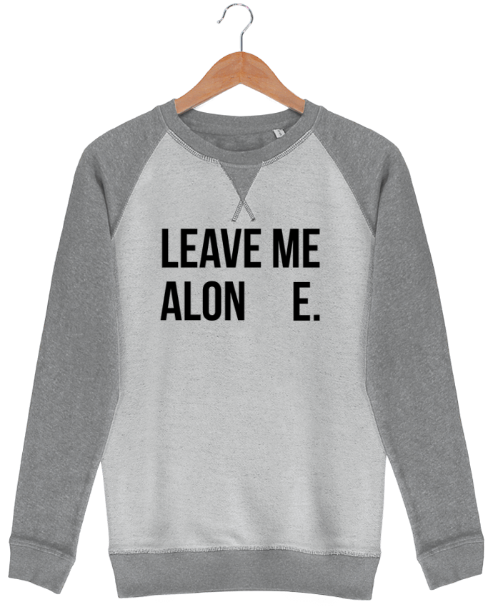 Sweat-shirt Strolls Inside Out Leave me alone. par tunetoo