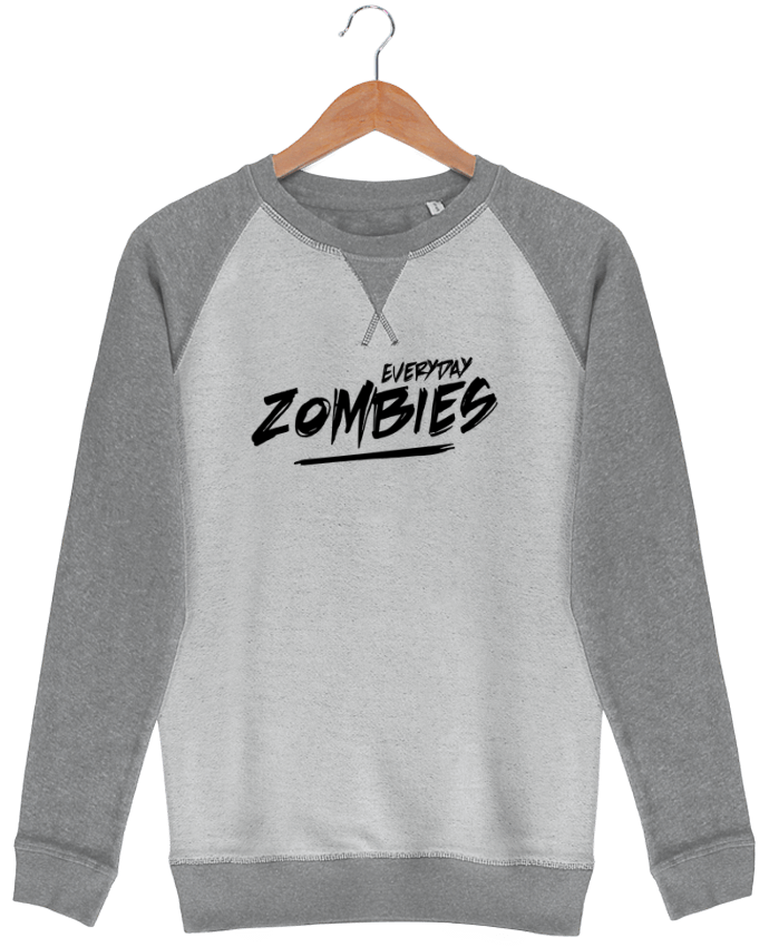 Sweat-shirt Strolls Inside Out Everyday Zombies par tunetoo
