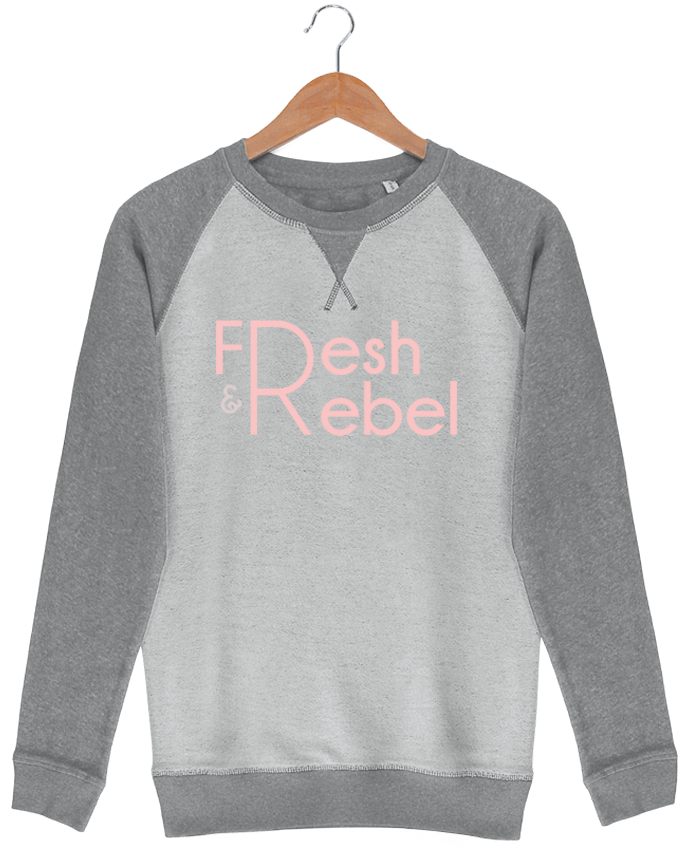 Sweat-shirt Strolls Inside Out Fresh and Rebel par tunetoo
