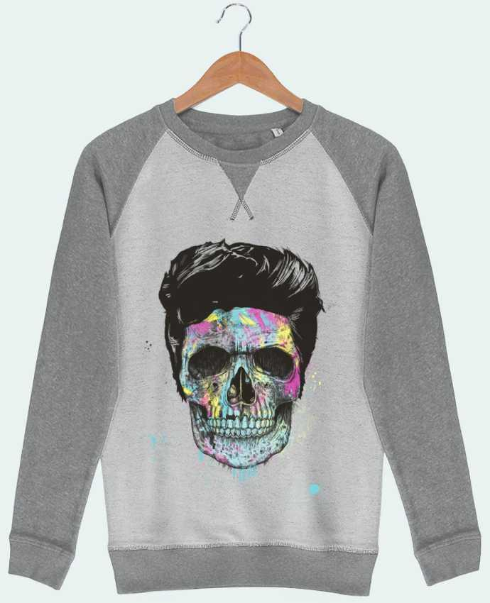 Sweat French Terry Death in Color  Balàzs Solti