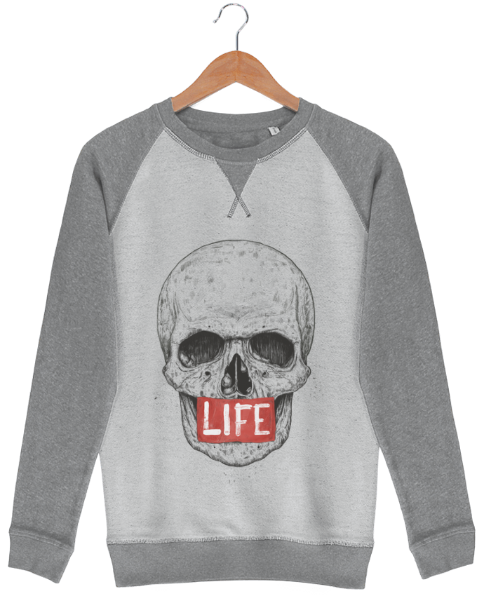 Sweat French Terry Life  Balàzs Solti
