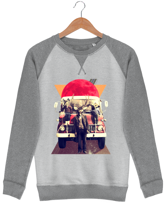 Sweat French Terry El camion par ali_gulec