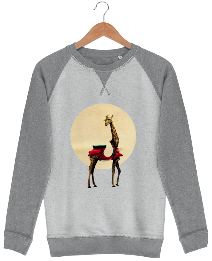 Sweat French Terry Giraffe par ali_gulec