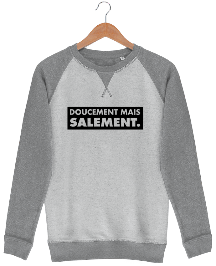 Sweat-shirt Strolls Inside Out Doucement mais salement. par tunetoo