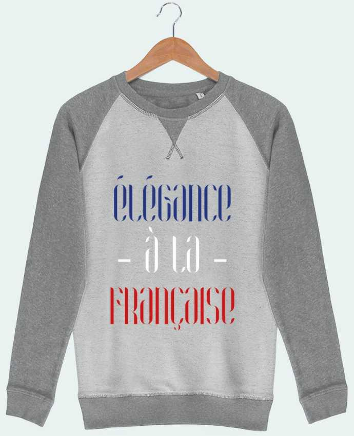 Sweat French Terry Elégance à la française par tunetoo