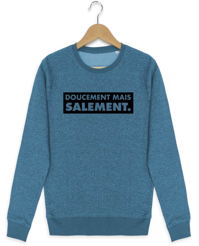 Sweat Col Rond Stella Seeks Doucement mais salement. par tunetoo