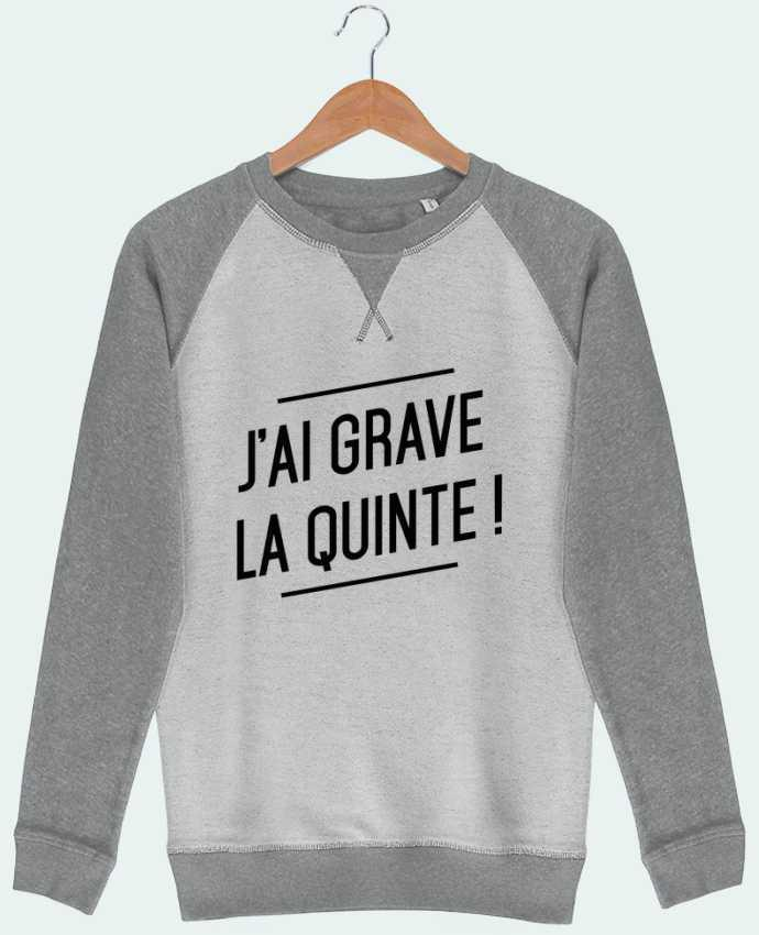 Sweat French Terry La quinte ! par tunetoo