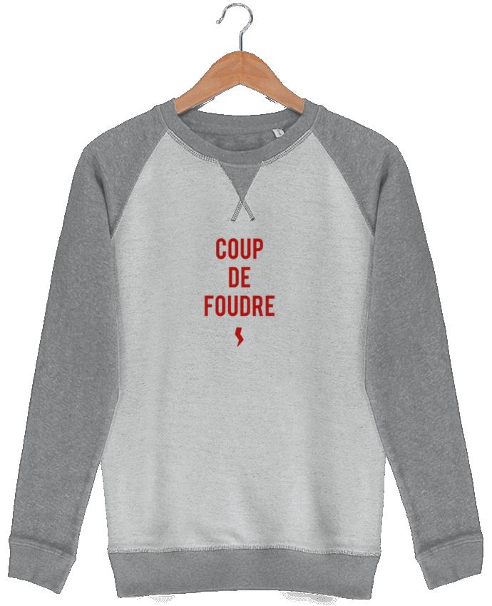 Sweat French Terry Coup de foudre par tunetoo