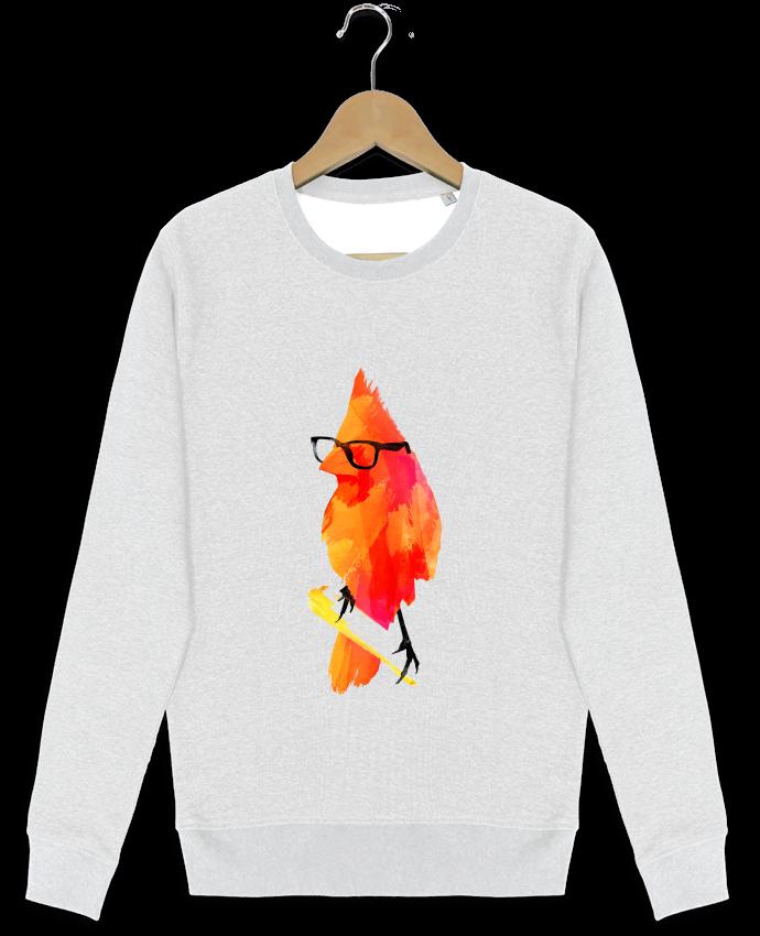 Sweat-shirt Stanley stella modèle seeks Punk bird par robertfarkas