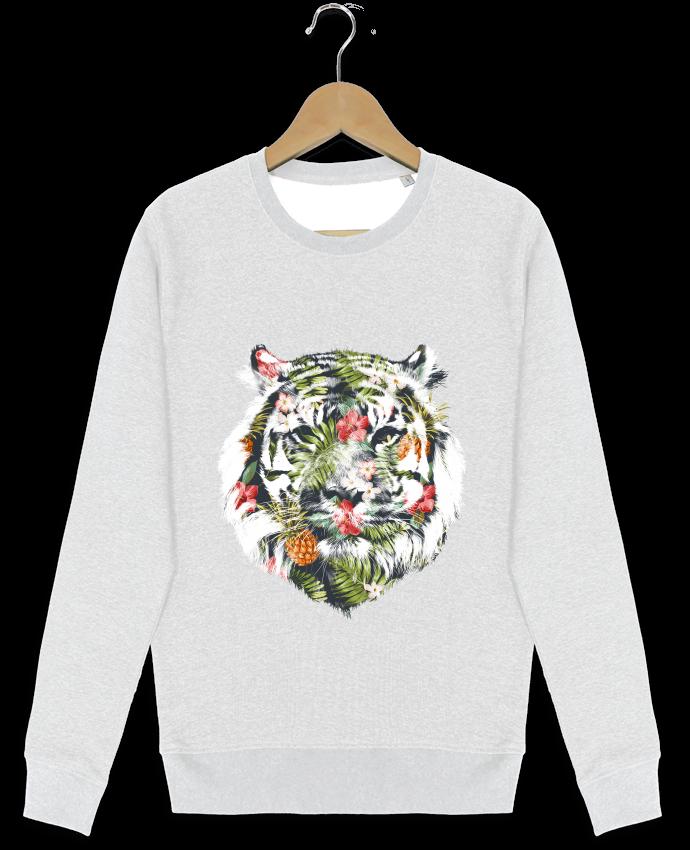 Sweat-shirt Stanley stella modèle seeks Tropical tiger par robertfarkas