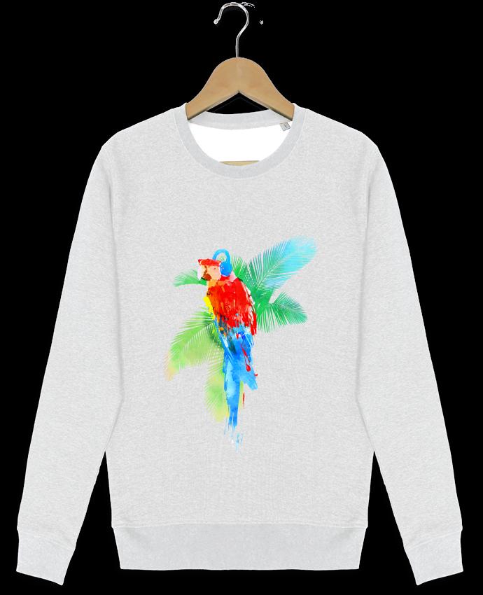 Sweat-shirt Stanley stella modèle seeks Tropical party par robertfarkas