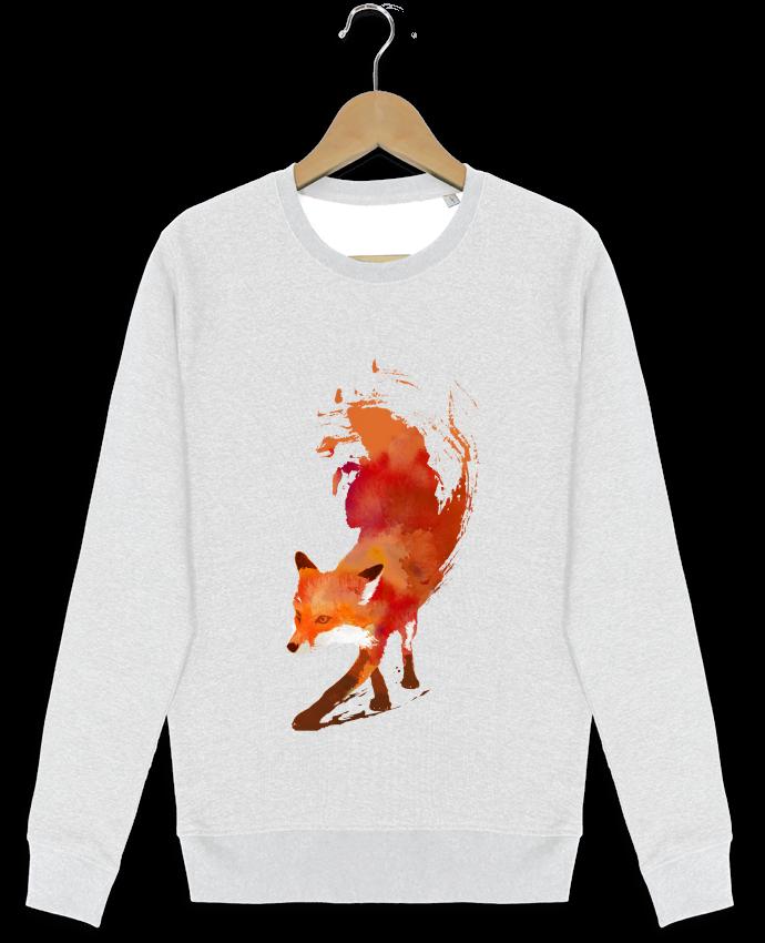 Sweat-shirt Stanley stella modèle seeks Vulpes vulpes par robertfarkas