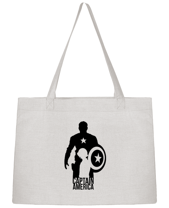 Sac Shopping Captain america par Kazeshini