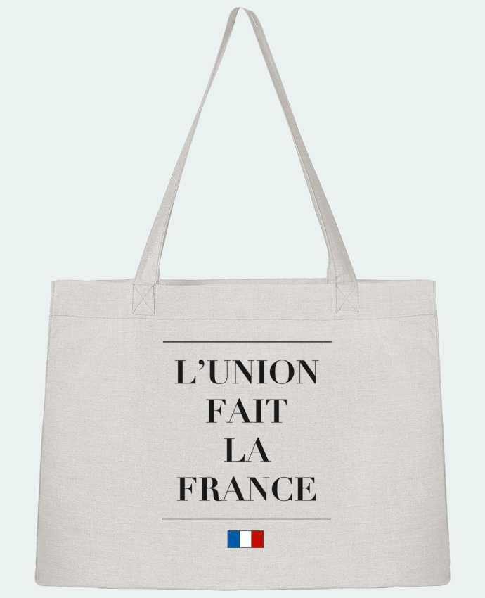 Sac Cabas Shopping Stanley Stella L'union fait la france par Ruuud