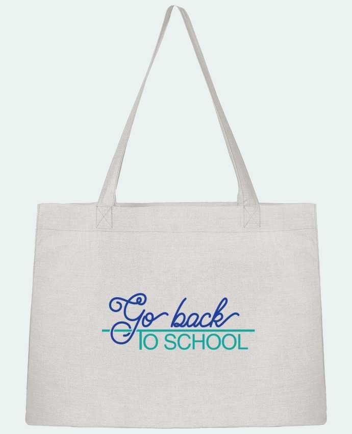 Sac Cabas Shopping Stanley Stella Go back to school par tunetoo