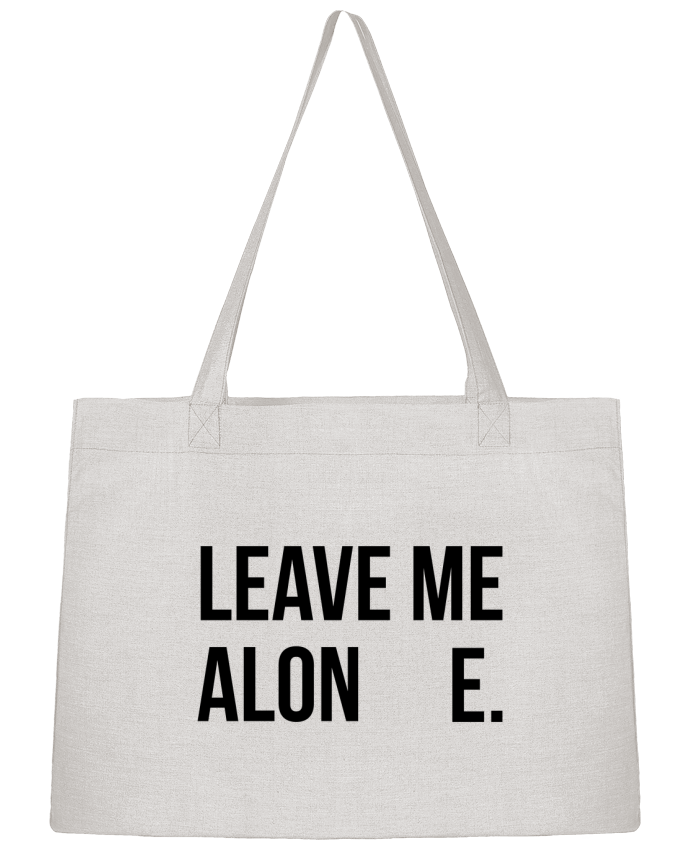 Sac Cabas Shopping Stanley Stella Leave me alone. par tunetoo
