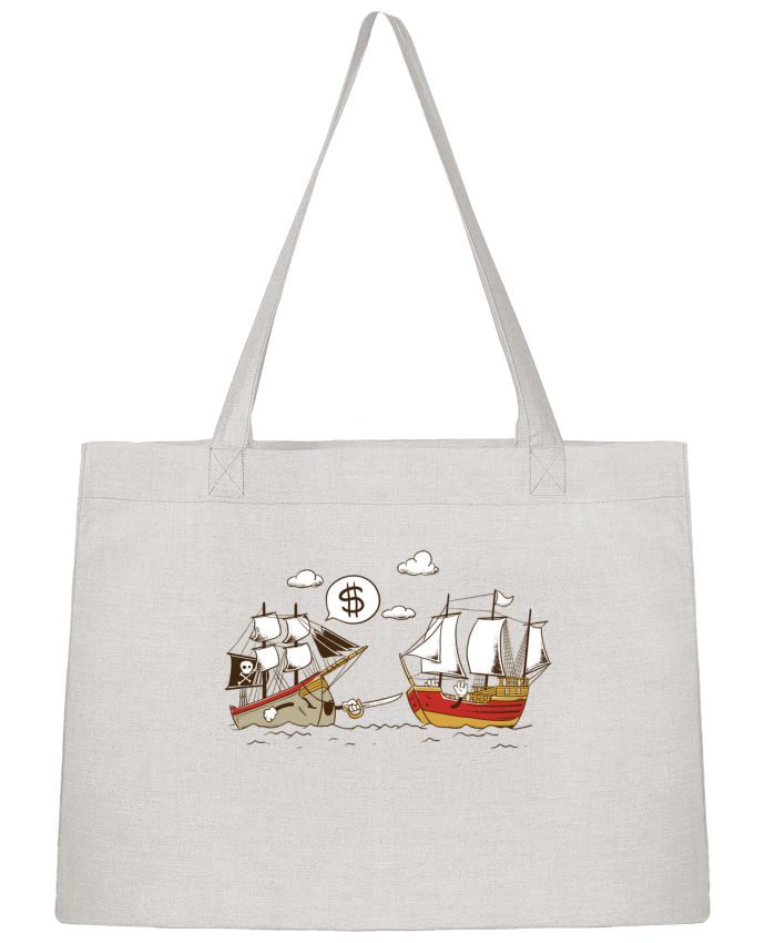 Sac Shopping Pirate par flyingmouse365