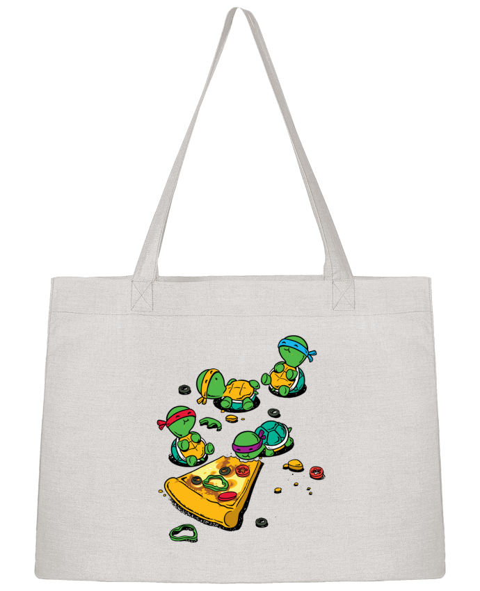 Sac Shopping Pizza lover par flyingmouse365