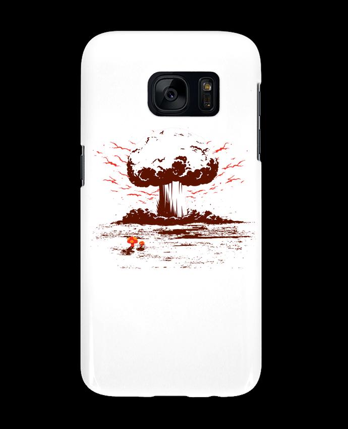 Coque 3D Samsung Galaxy S7 PAPA par flyingmouse365