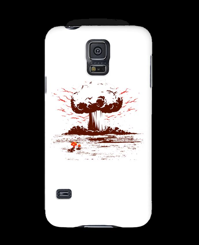 Coque 3D Samsung Galaxy S5 PAPA par flyingmouse365