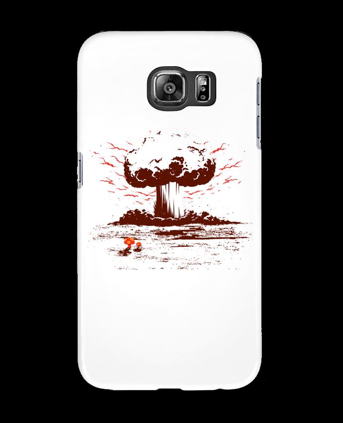 Coque 3D Samsung Galaxy S6 PAPA - flyingmouse365